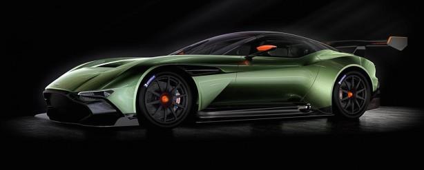 Aston Martin Vulcan - main