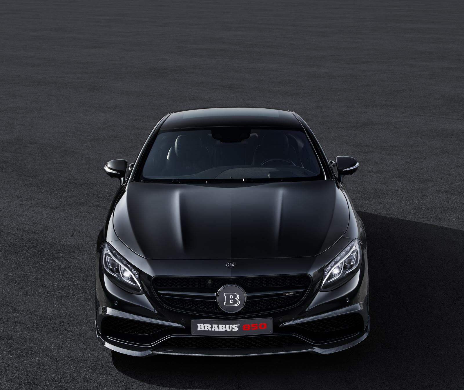 mercedes tuning 625kw 1450nm brabus 850 6 0 biturbo coupe unveiled. Black Bedroom Furniture Sets. Home Design Ideas
