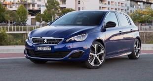 Peugeot 308 GT hatch - main