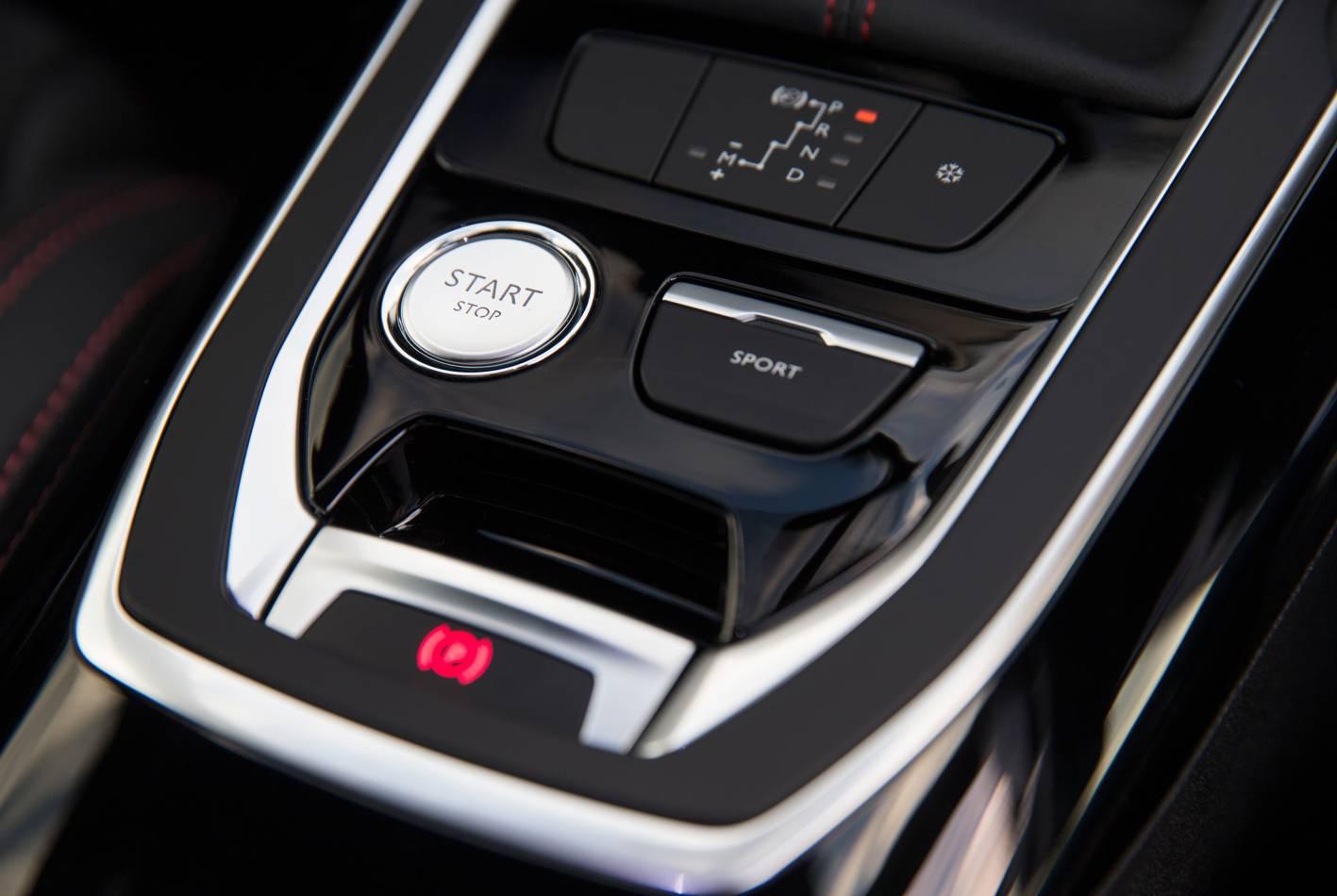 Peugeot 308 Start Stop Button Forcegt Com