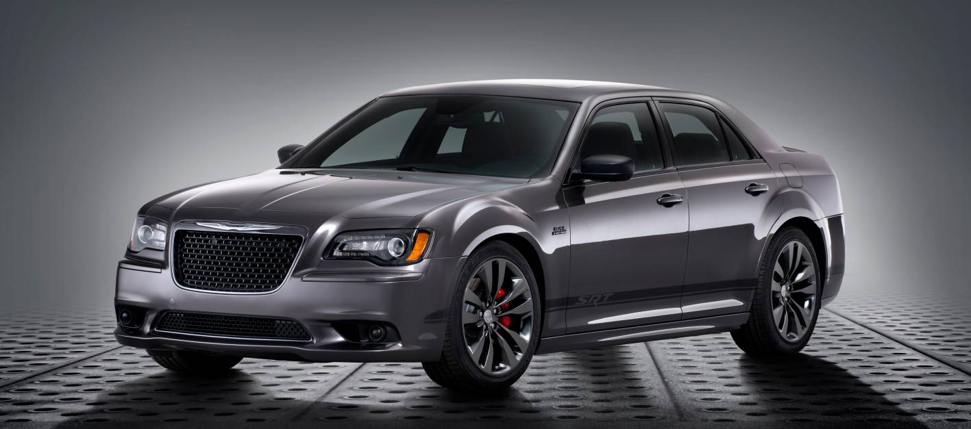 chrysler launches 300 srt core satin vapour limited edition. Black Bedroom Furniture Sets. Home Design Ideas