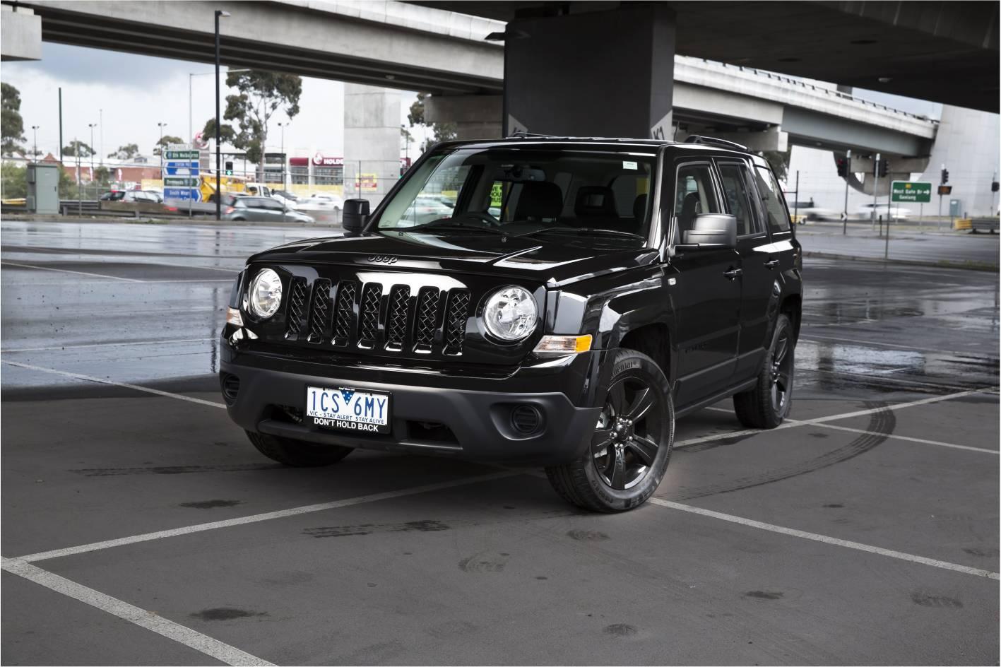Jeep Patriot Review 2015 Patriot Blackhawk