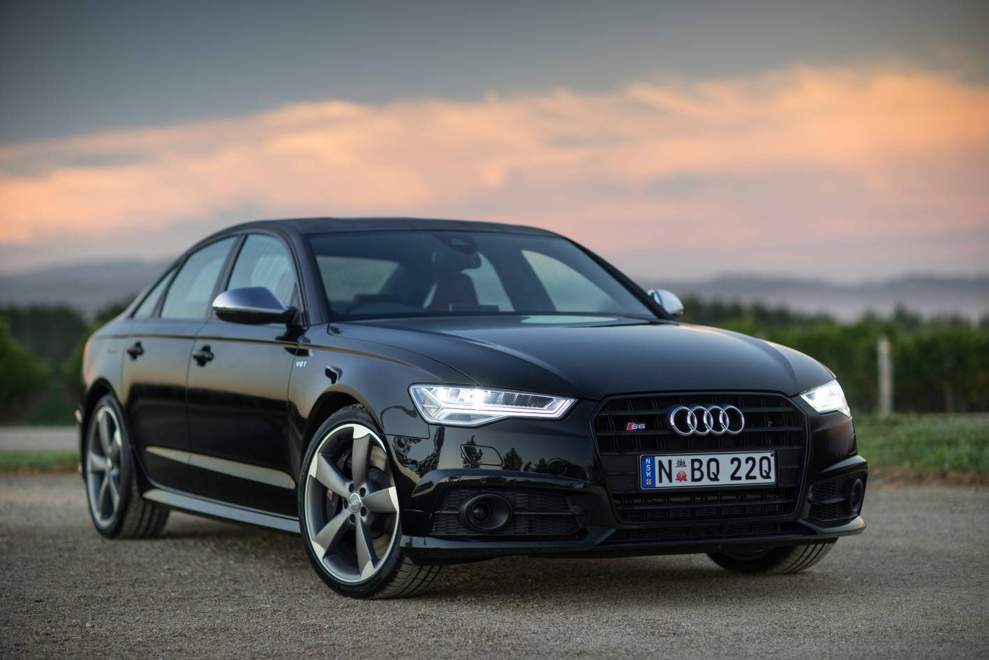 refreshed 2015 audi a6 and s6 land in australia. Black Bedroom Furniture Sets. Home Design Ideas