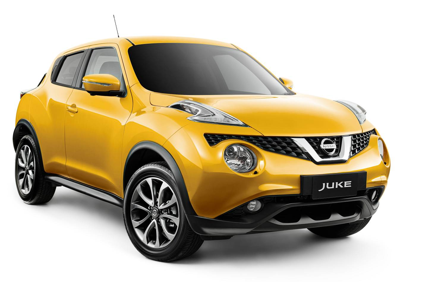 nissan juke sharpened with styling update and new engine. Black Bedroom Furniture Sets. Home Design Ideas