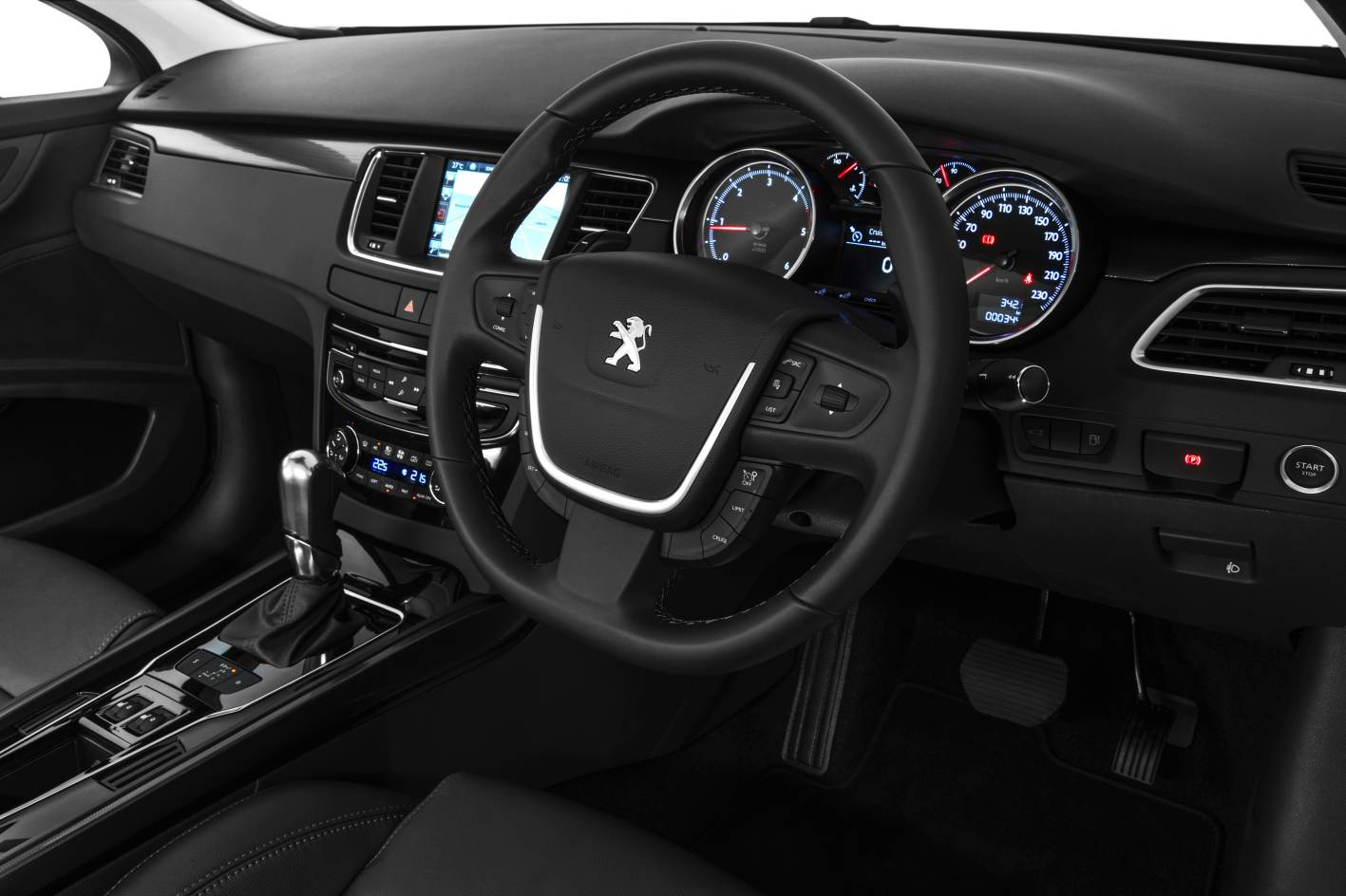 Peugeot 508 interior the image kid has it for Interior 508 peugeot