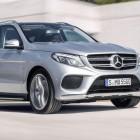 2016 Mercedes GLE - main