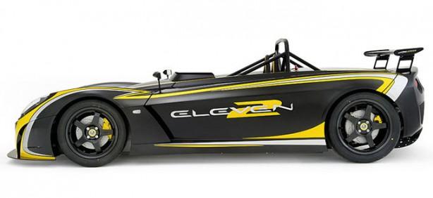 Lotus 2-Eleven side