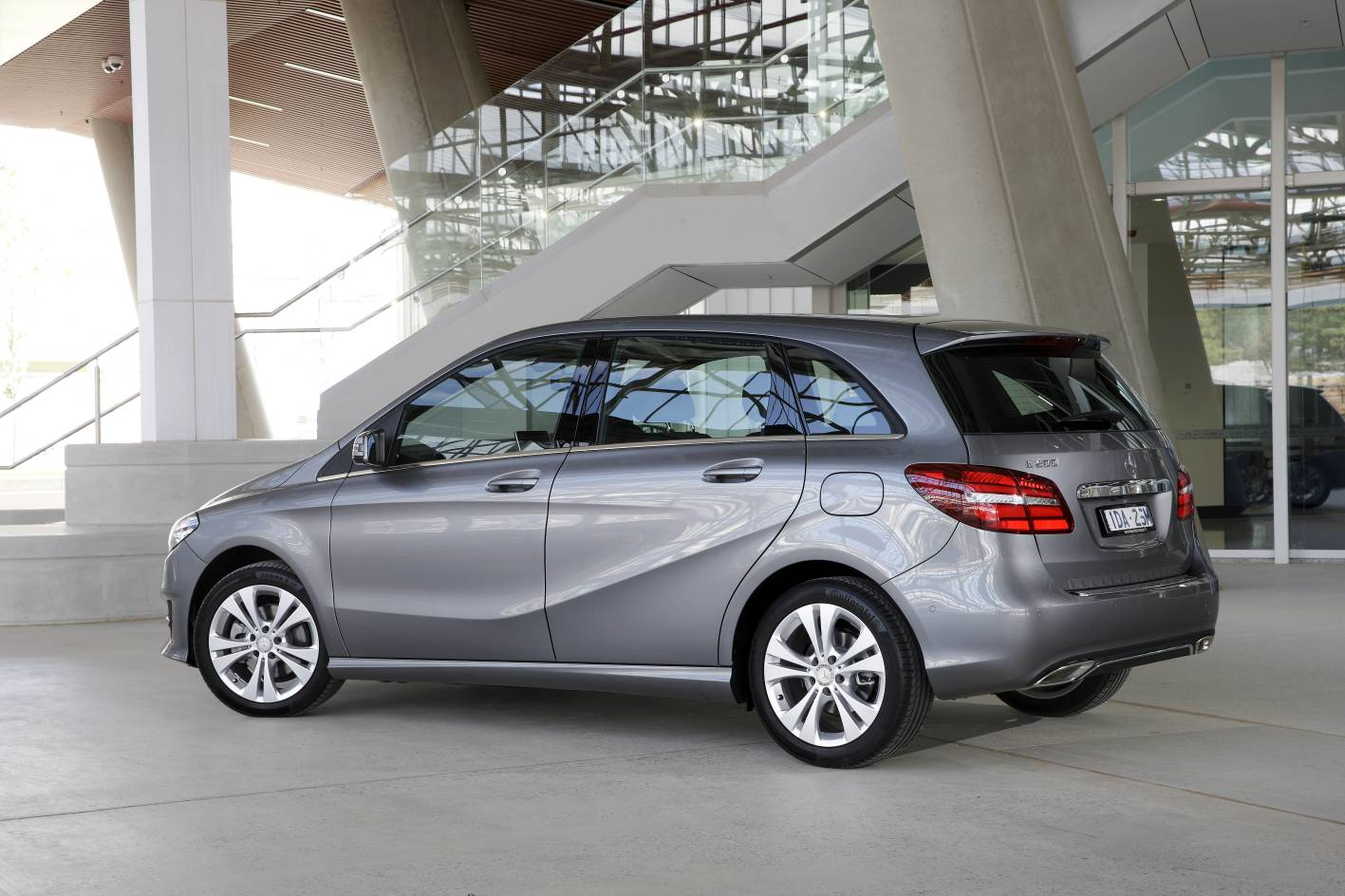 Mercedes cars news facelifted 2015 b class pricing and for Mercedes benz a class 2015