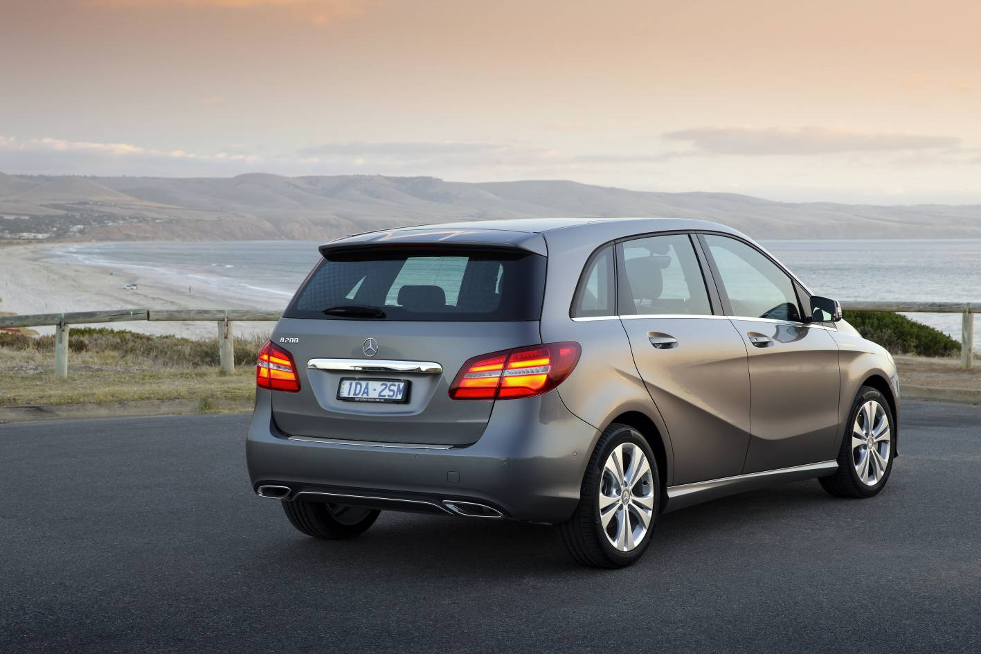 Mercedes cars news facelifted 2015 b class pricing and for Mercedes and benz