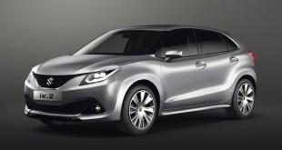 Suzuki iK-2 concept front quarter-1