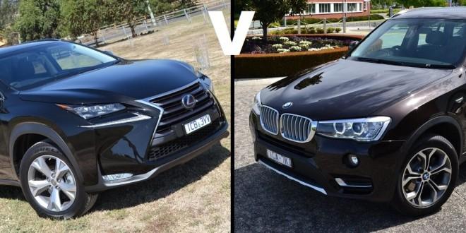 Bmw X3 Vs Lexus Nx Review Head To Head