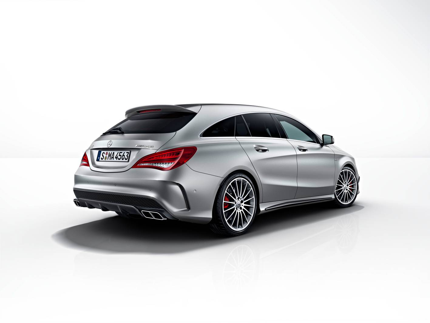 mercedes cars news cla shooting brake pricing announced. Black Bedroom Furniture Sets. Home Design Ideas