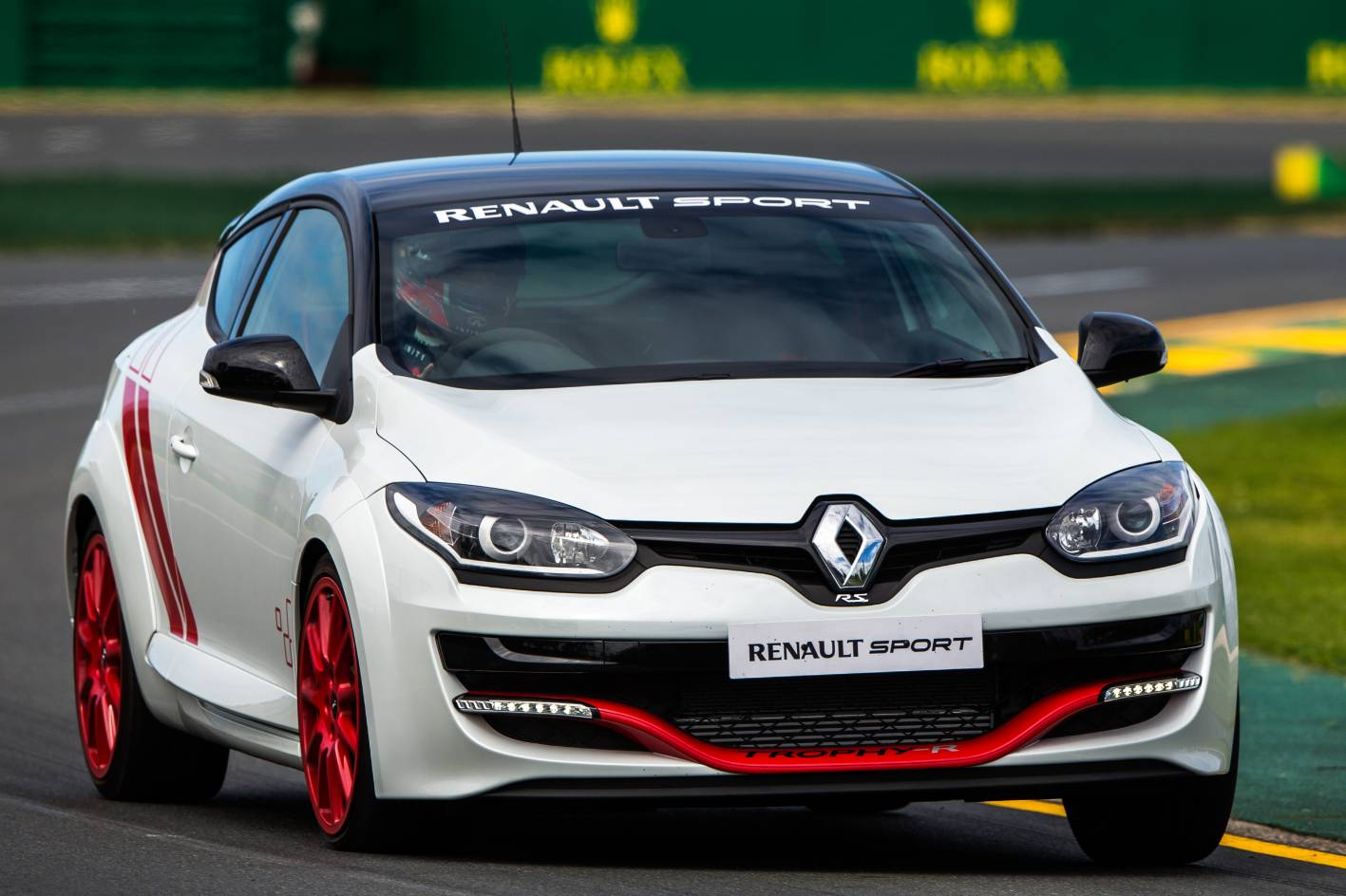 renault megane r s 275 trophy r laps albert park grand prix circuit. Black Bedroom Furniture Sets. Home Design Ideas