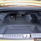 2015 Ford Falcon XR8 boot space seats down