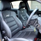 2015 Ford Falcon XR8 front seats