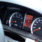 2015 Ford Falcon XR8 instruments