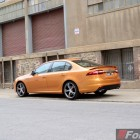 2015 Ford Falcon XR8 rear quarter-1