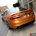 2015 Ford Falcon XR8 rear quarter