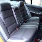 2015 Ford Falcon XR8 rear seats
