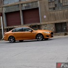 2015 Ford Falcon XR8 side rolling