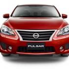 2015 Nissan Pulsar SSS sedan front