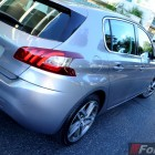 2015 Peugeot 308 Allure 1.6 rear quarter