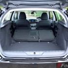 2015 Peugeot 308 Allure luggage space seats down