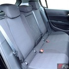 2015 Peugeot 308 Allure rear seats