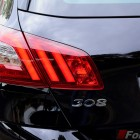 2015 Peugeot 308 Allure rear taillight