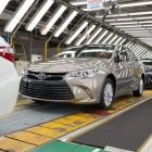 2015 Toyota Camry front quartr