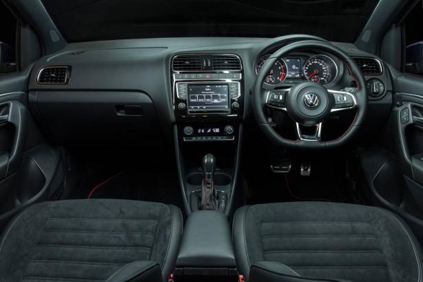 2015 Volkswagen Polo GTI interior
