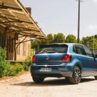 2015 Volkswagen Polo GTI rear quarter