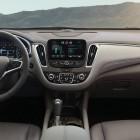 2016 Chevrolet Malibu dashboard