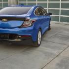 2016 Chevrolet Volt rear