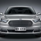 2016 Ford Taurus front