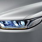 2016 Ford Taurus headlight