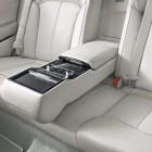 2016 Ford Taurus rear seats