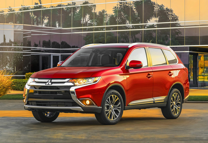 New Look 2016 Mitsubishi Outlander Unveiled Forcegt Com