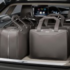 Audi Prologue Allroad concept luggage space