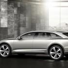 Audi Prologue Allroad concept side
