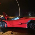 Ferrari LaFerrari crash-7