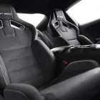 Ford Mustang Shelby GT350 seats