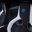 Ford Mustang Shelby GT350R seats