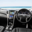 Hyundai i30 Series II interior