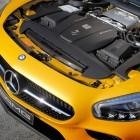 Mercedes-AMG GT S engine