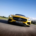 Mercedes-AMG GT S front