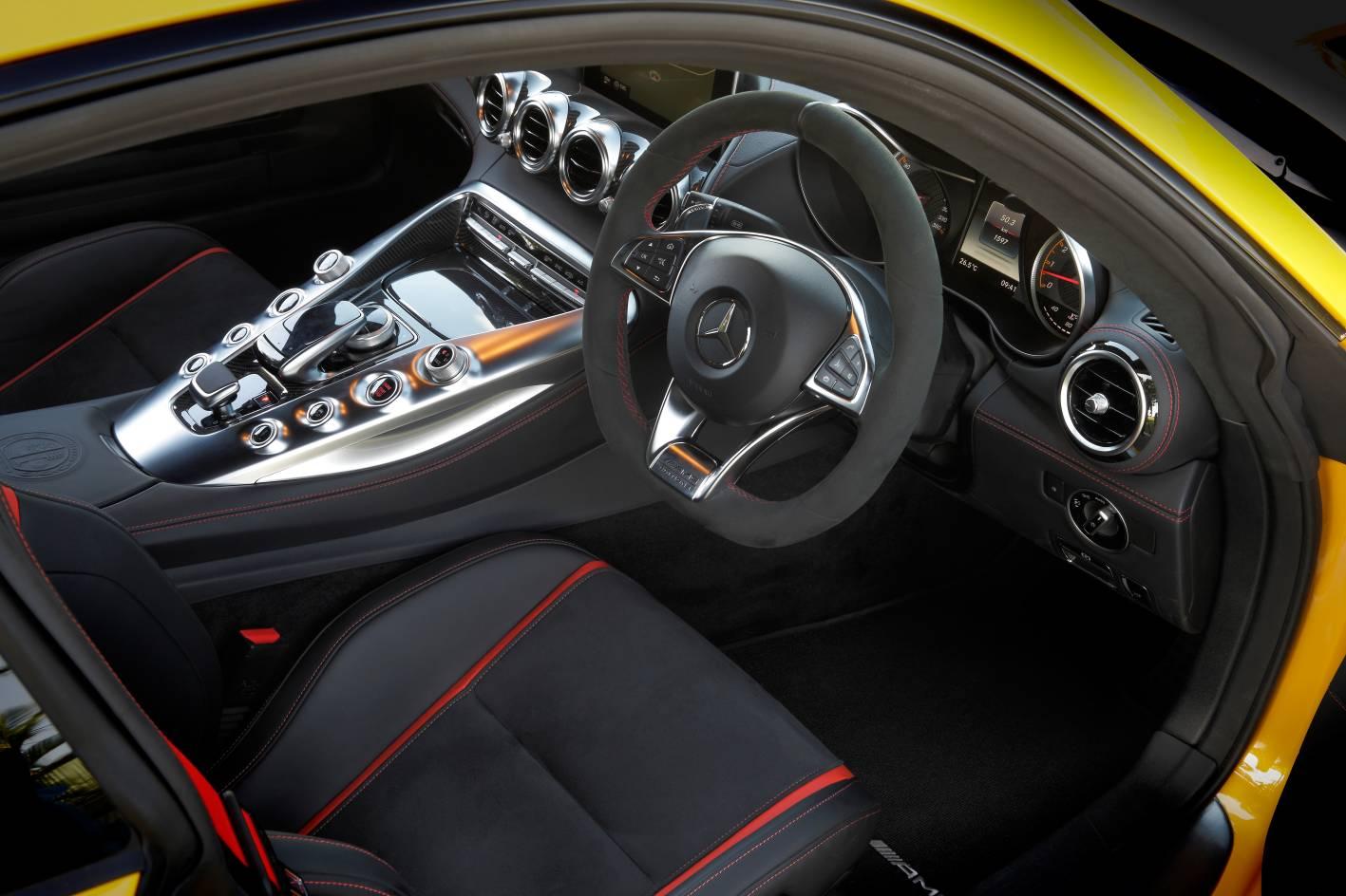 Interior mercedes amg gt s dtm safety car c190 2015 pr - Mercedes Amg Gt S Interior