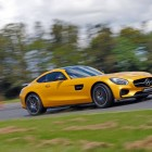 Mercedes-AMG GT S side