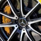 Mercedes-AMG GT S wheel