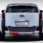 Qoros 2 SUV PHEV Concept rear-1